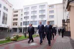 Вопросы расширения поставок продовольствия и техники Сергей Собянин обсудил с премьер-министром Белоруссии