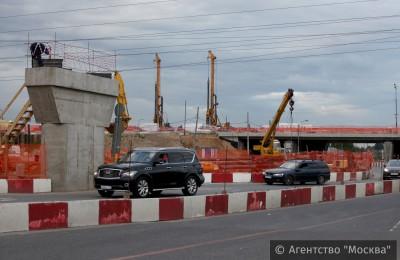 В Москве на торги выставлены два крупных дорожных объекта в ЮАО