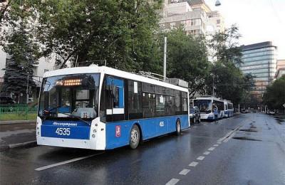 За 5 лет подвижной состав наземного транспорта обновился более чем наполовину – Департамент транспорта столицы