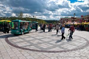 Празднества пройдут в 100 парках города