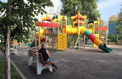 В Москве завершён пятилетний цикл благоустройства всех дворовых территорий