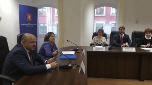 В Москве прошло очередное заседание Совета муниципальных образований