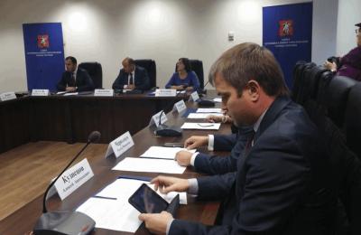 Совет муниципальных образований Москвы провел очередное заседание