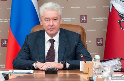Мэр Москвы Сергей Собянин: Здание Театра наций было серьезно отреставрировано