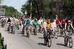 В столице впервые зимой проведут велопарад