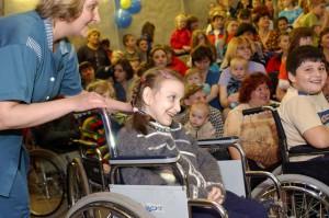 Впервые москвичи, воспитывающие детей-инвалидов, собрались вместе на съезде в культурном центре ЗИЛ