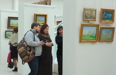 Посетителям музея-заповедника «Коломенское» покажут картины, выполненные в разных жанрах станковой живописи