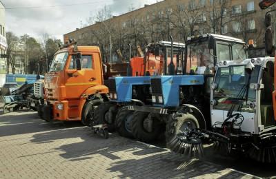 В ЮАО все коммунальные службы готовы к работе в зимний период