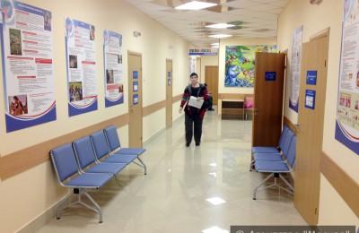 Проект поликлиники в районе Нагатинский затон прошел окончательное согласование