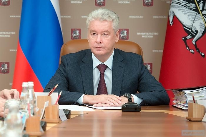 Мэр Москвы Сергей Собянин Более половины городского бюджета составляют расходы на социальную сферу