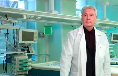 Мэр Москвы Сергей Собянин отметил, что теперь роддом № 29 обладает самым современным оборудованием