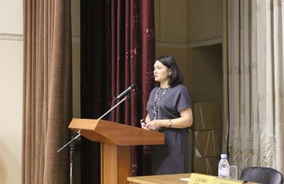 На встрече главы управы Нагатинского затона с жителями района обсудили подготовку ко Дню города
