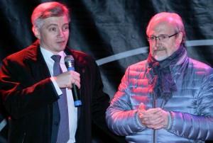 Руководитель Департамента культуры г. Москвы Александр Кибовский
