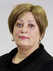 Лидия Быкова