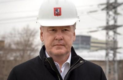 Мэр Москвы Сергей Собянин: Сегодня в городе метро строится большими темпами
