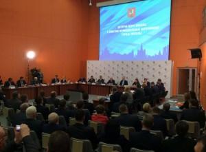Мэр Москвы Сергей Собянин: Муниципальные депутаты будут контролировать работы по капремонту