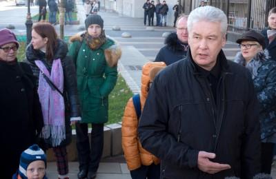Мэр Москвы Сергей Собянин: Улицы Новослободская и Долгоруковская очень популярны у горожан