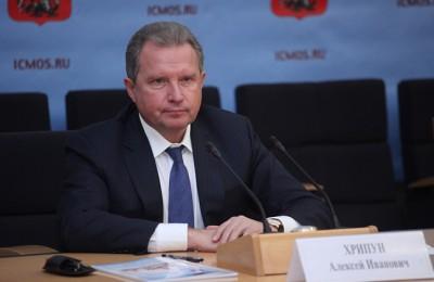 Алексей Хрипун сообщил, что эпидемиологическая ситуация в Москве спокойная и контролируемая