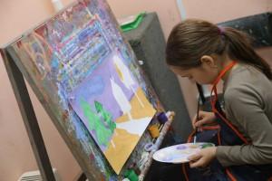 Помимо турниров, в течение недели пройдет выставка рисунков ко Дню матери