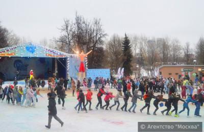Увидеть работу столичных катков москвичи смогут с помощью онлайн-сервиса «Окно в город»