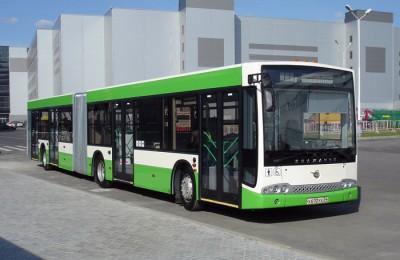 Власти Москвы намерены продолжить закупку низкопольных автобусов