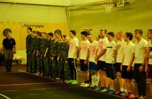 По окончании Спартакиады были названы спортсмены, которые будут защищать честь Академии в окружных турнирах