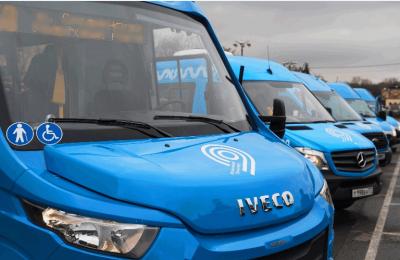 Четыре маршрута наземного транспорта в ЮАО будут обслуживать частные перевозчики