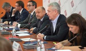 Мэр Москвы Сергей Собянин: Все доходы от платной парковки мы направляем на благоустройство районов
