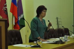Елена Дубман: В этом году была проведена большая работа к юбилею Победы