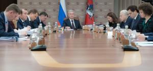 Мэр Москвы Сергей Собянин: В столице повышается надежность газоснабжения