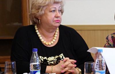 Депутат Татьяна Токарева