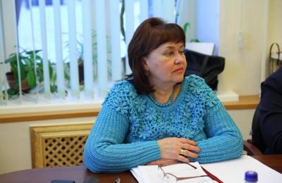 Татьяна Шишкова: Библиотека - это остров культурной жизни района