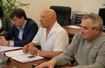 17 декабря пройдет заседание депутатов муниципального округа Нагатинский затон