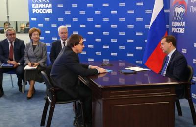 Единый день приема граждан в Москве провели более 400 единороссов