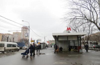 Власти планируют создать ТПУ в районе 3 действующих станций метрополитена на территории ЮАО