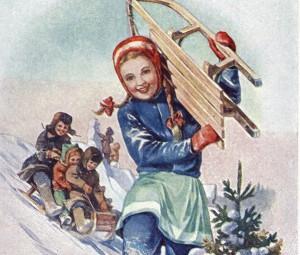 В Коломенском москвичи смогут посмотреть новогодние открытки 1950-х годов