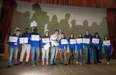 Депутат Игорь Давидович выступил перед участниками молодежного лагеря «Перезагрузка»