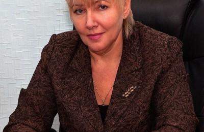 Руководитель колледжа муниципальный депутат Нагатинского затона Мария Никулаева