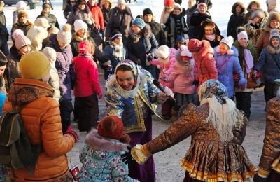 Культурную программу на новогодние праздники подготовил музей-заповедник «Коломенское»