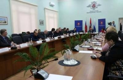 Совет муниципальных образований рассмотрел развитие новых округов столицы