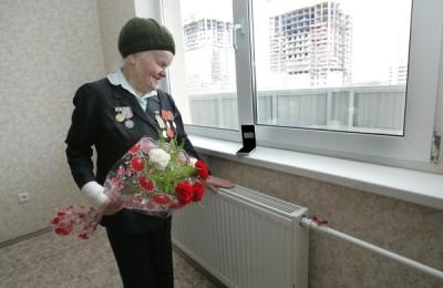 Столичные власти выделили из бюджета 167 миллионов рублей на ремонт квартир ветеранов