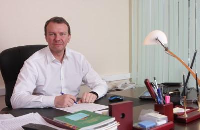 Михаил Львов подвел итоги 2016 года в районе Нагатинский затон