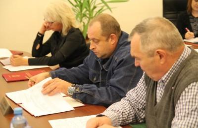 14 декабря состоятся публичные слушания по проекту бюджета муниципального округа Нагатинский затон на 2016 год