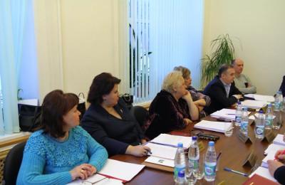 В муниципальном округе Нагатинский затон прошло заключительное в этом году заседание Совета депутатов
