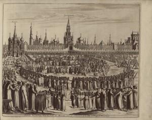 Посетители музея-заповедника «Коломенское» могут посмотреть выставку «Путешествие в Московию»