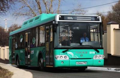 В 2016 году в Москве начнут закупать электробусы