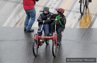 12 февраля в Москве пройдет международная акция «На работу на велосипеде»