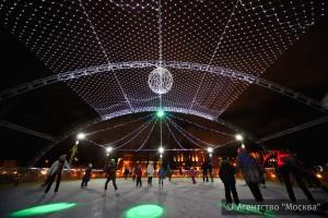 27 февраля в Москве впервые пройдет «Ночь на катке»