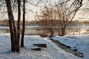 До наступления холодов каток в музее-заповеднике «Коломенское» будет закрыт
