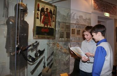 В музее-заповеднике «Коломенское»